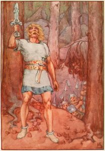 Beowulf A Book of Myths