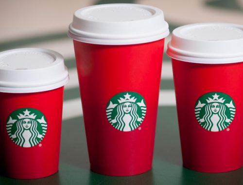 Starbucks Red Cup Design