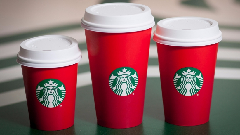 Starbucks Red Cup Design