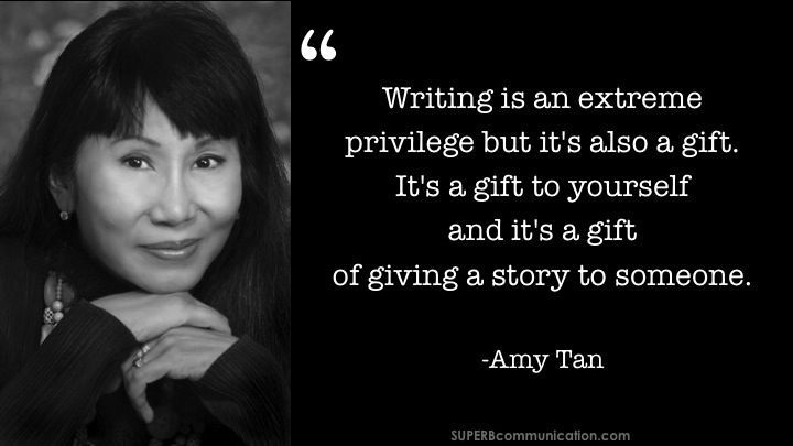 Amy Tan's Mother Tongue quote