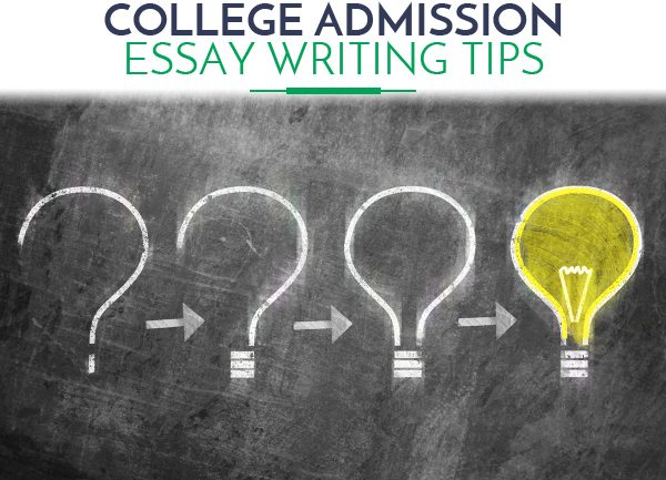 Admission Essay Writing