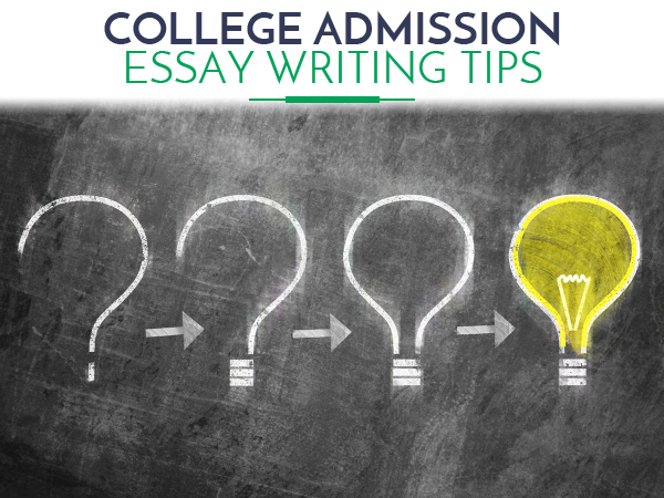 Admission Essay Writing: Aspects of the Writing Process