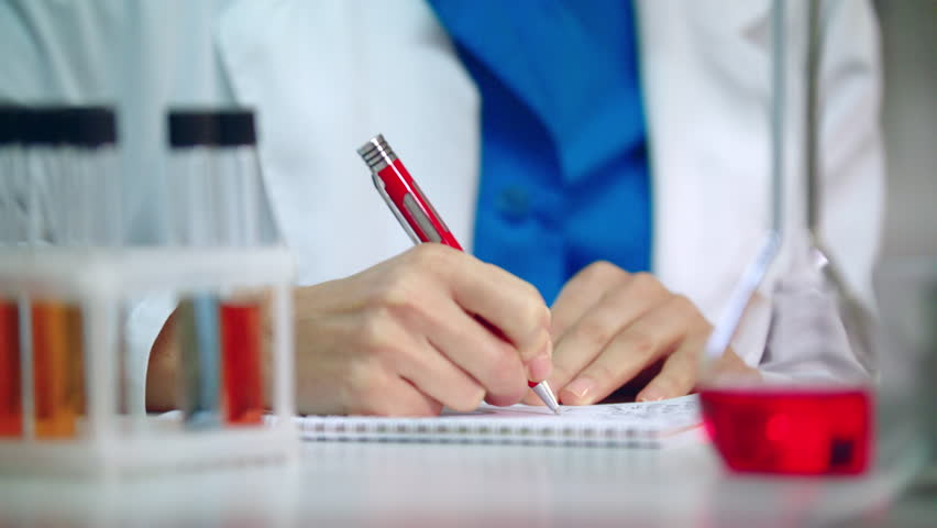 The Peculiar Features and Tasks of Science Report Writing