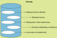 Information Cleansing Activities