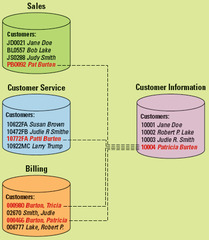 Standardizing a Customer Name in Operational Systems