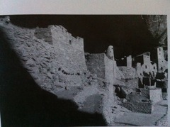 Anasazi- Cliff Palace, Mesa Verde CO rock, pine, mud 1250 c.e.