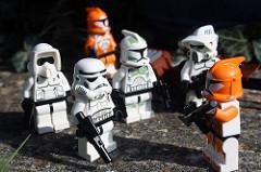Bomb Squad Clone Trooper