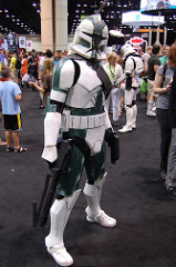 Clone Commander Gree