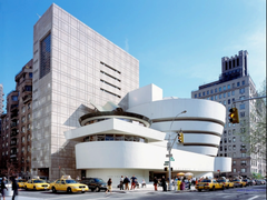 Frank Lloyd Wright: Guggenheim Museum, NYC, 1943-59,WRightian