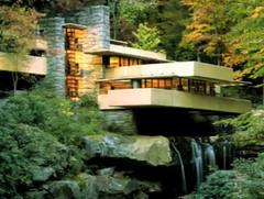 Frank Lloyd Wright, Kaufmann House, Bear Run, Pennsylvania, 1936-37