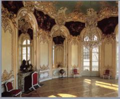 Germaine Boffrande, Salon de la Princess, Hotel Soubise, Paris 1732 Rococo