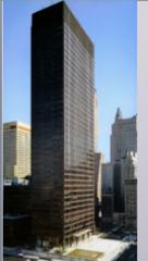 Miles Van der Rohe, Seagram Building, NYC, 1954-58, Modernist/Bauhaus