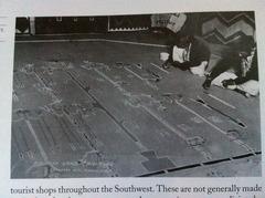 Navajo sandpainters  1930s