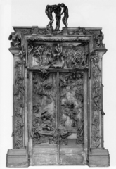 Rodin, The Gates of Hell, 1880-1917