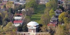Thomas Jefferson University of Virginia, Charlottesville, VA 1817-26