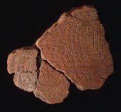 Title/ Designation: Lapita Artist/Culture: Solomon Islands, Reef Islands Date of Creation: 1000BCE Materials: Terra cotta (incised)