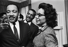 What important prize did MLK receive in 1964?
