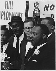 Why was Martin Luther King an important person in history?