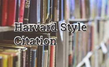 Harvard Citation Style: How to Organize References in the Paper