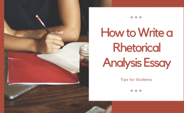 how to write a rhetorical analysis essay tips for students Home / writing resources / strategies for essay writing / how to write a comparative analysis  throughout your academic career, you'll be asked to write papers in which you compare and contrast two things: two texts, two theories, two historical figures, two scientific processes, and so on  editing the essay, part two tips on grammar.