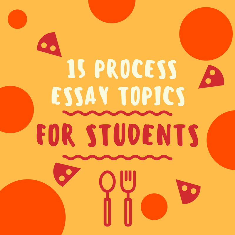 process essay topics for college students 5 tricks for choosing your college essay topic by phoebe bain student, brandeis university  one of the easiest ways to think of a college essay topic is to focus on a specific instance that changed you or that represents something about your character  in the college admission process, it can be easy to get caught up in trying to come.