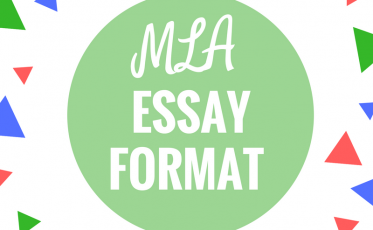 MLA Essay Format and Area of it is Application