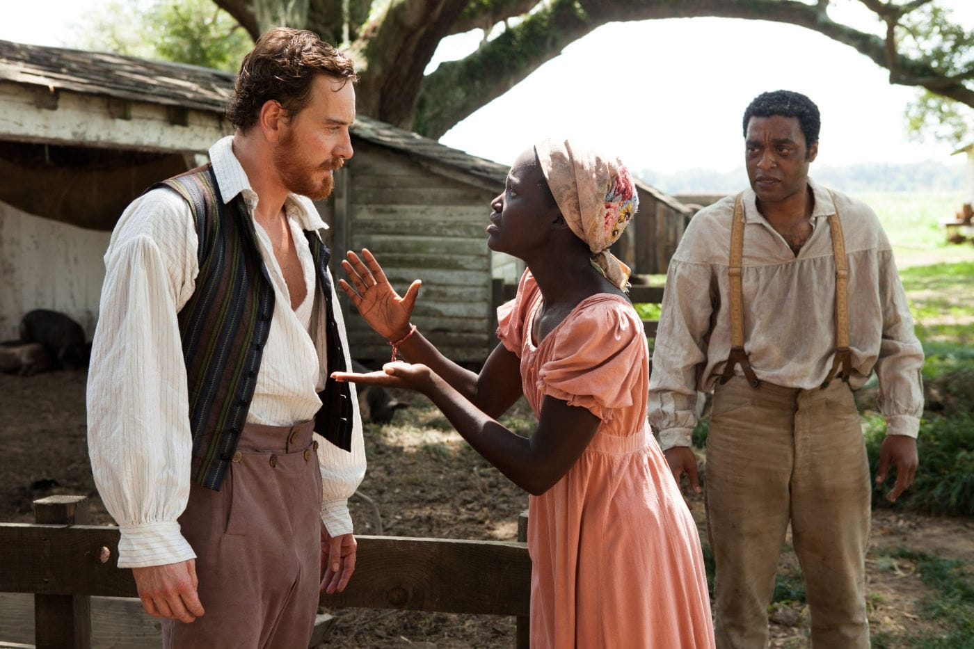 Essays on 12 years a slave