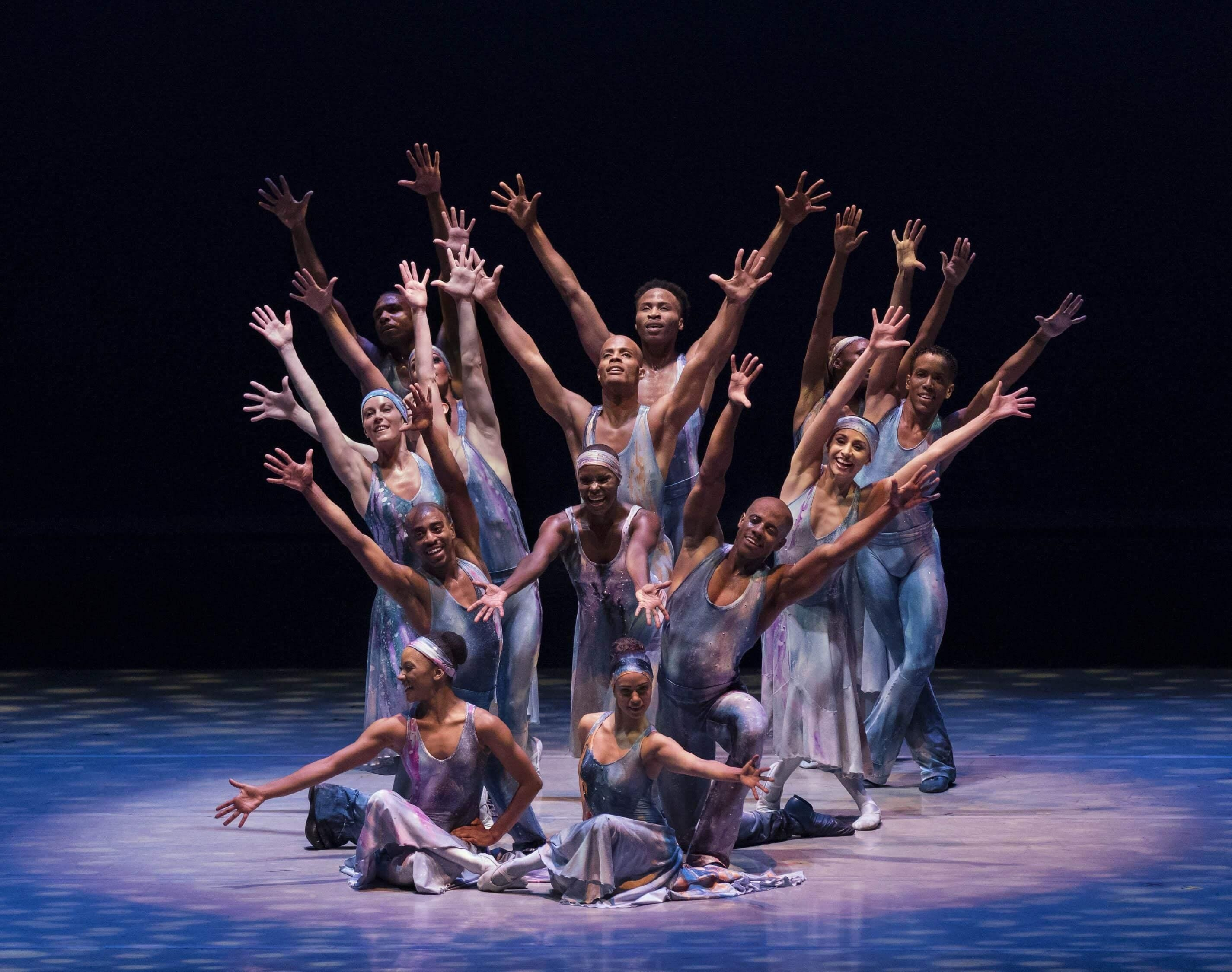 Essays on Alvin Ailey