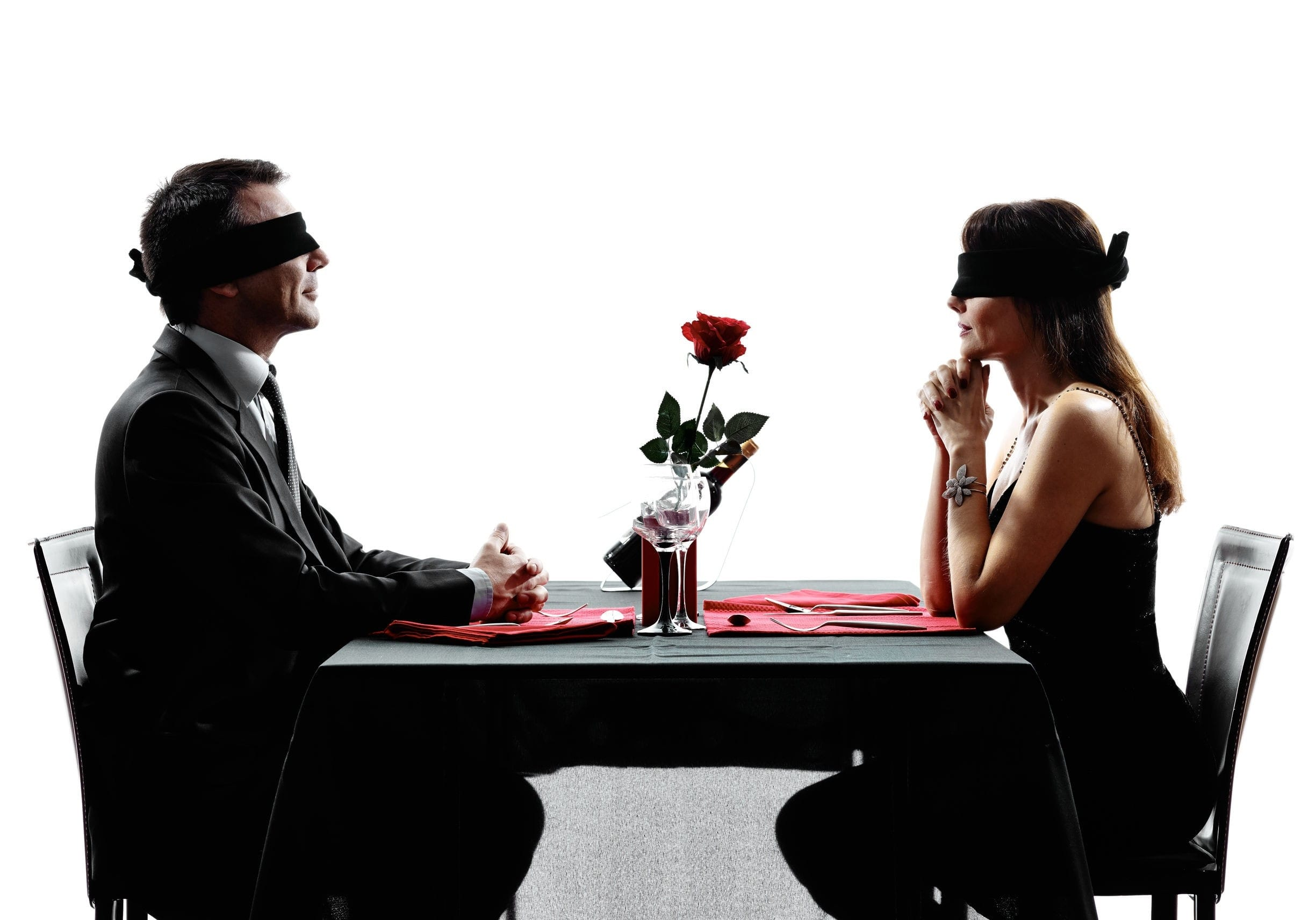Essays on Blind Date