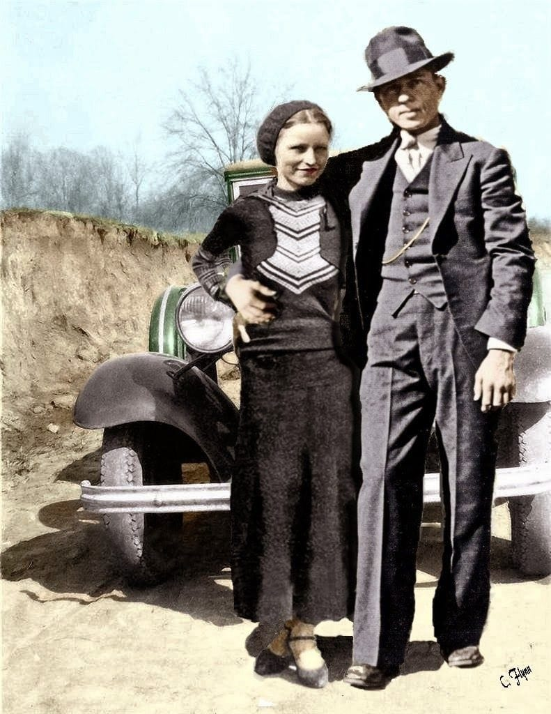 Essays on Bonnie and Clyde