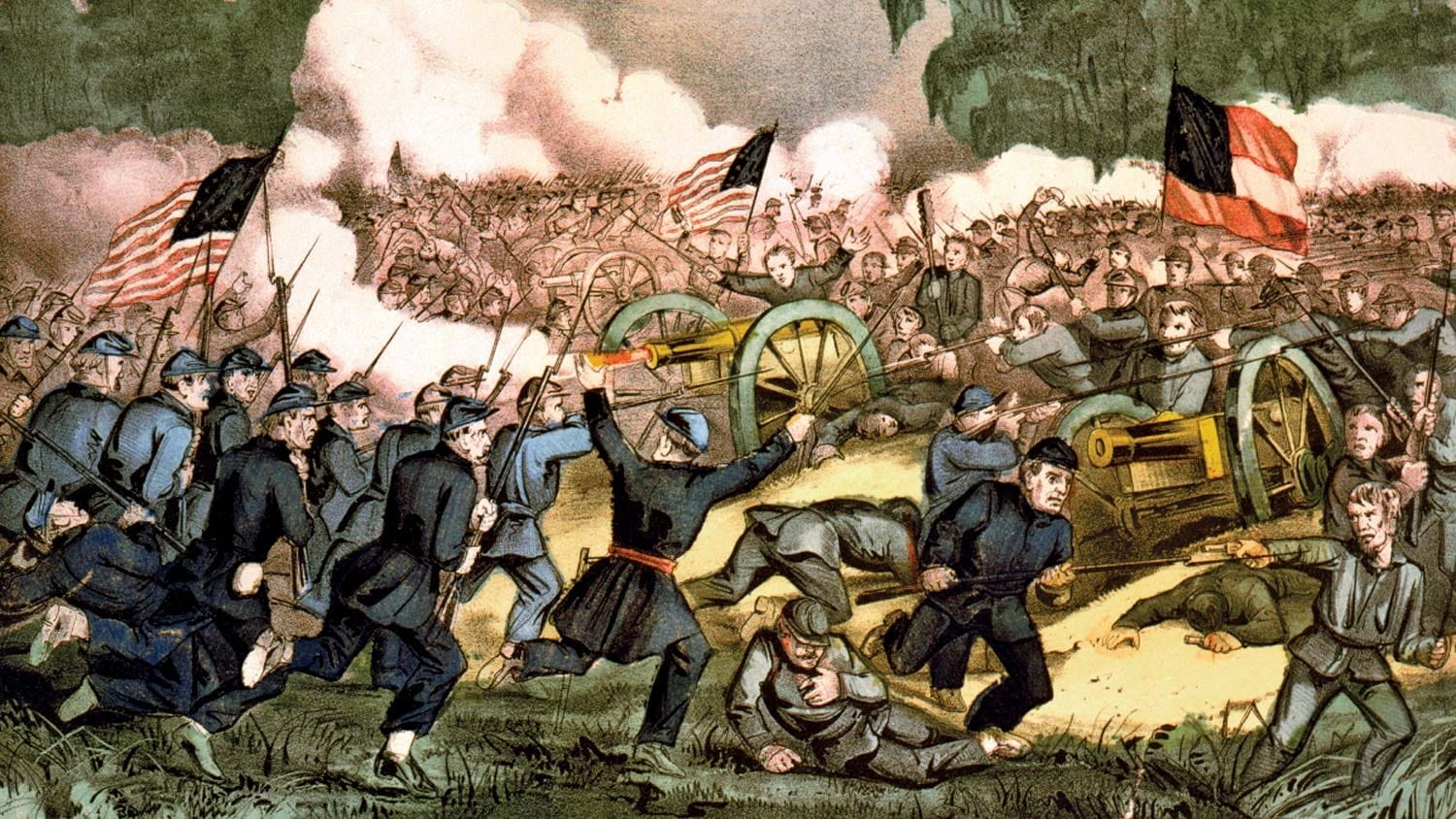 Civil War Essay Examples and Research Papers