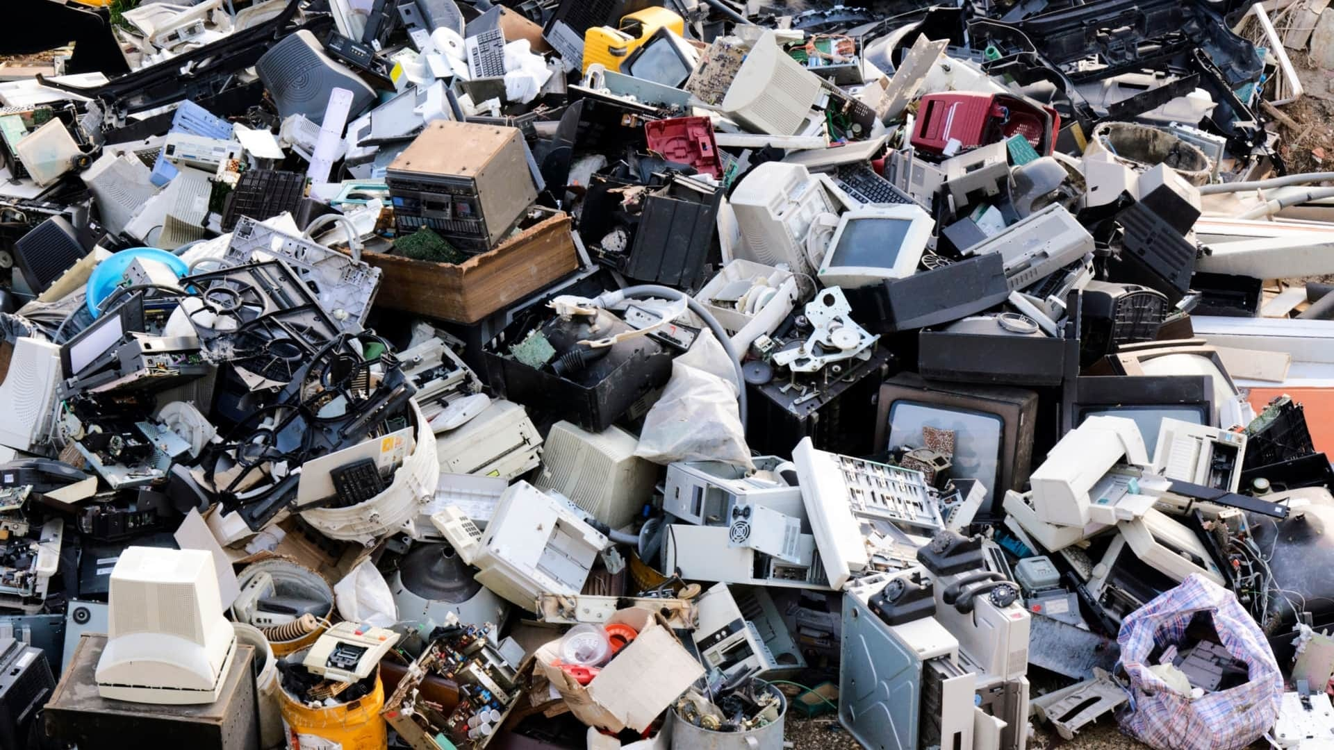Essays on Electronic Waste