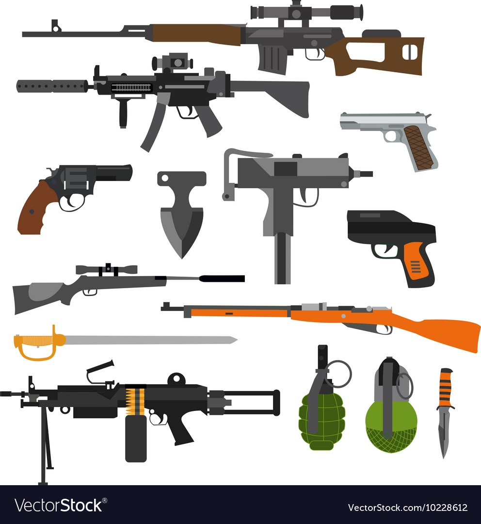 Essays on Weapons